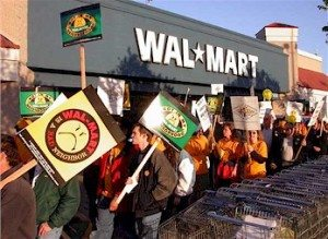 Wal-Mart_Protest