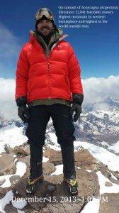 Nathan on the Mountain