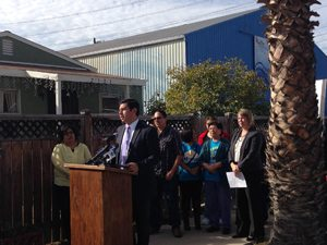 Councilman David Alvarez finds his fighter voice and goes on the offensive against Maritime Industry lies.