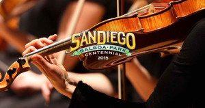 Balboa slide violin