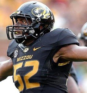 Michael Sam Missouri LB