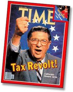 Time Mag-Howard Jarvis Prop 13