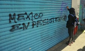 Mexico in resistance.