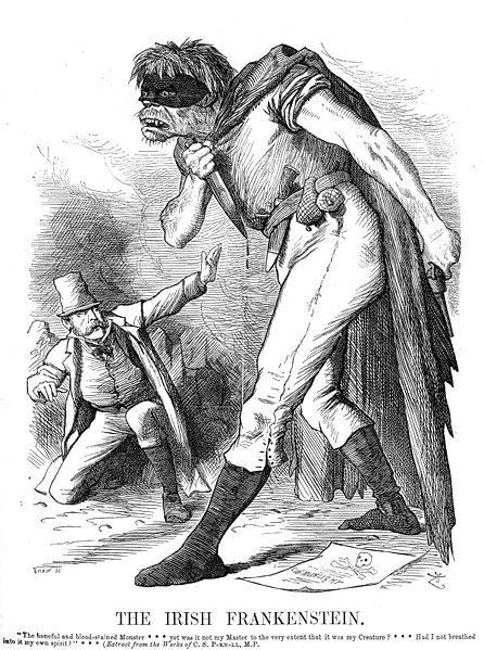 Irish Frankenstein