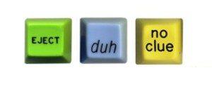 duh key
