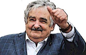 President José Mujica of Uruguay.