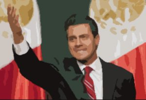 Mexican President Enrique Peña Nieto of the PRI privatized the oil industry at the behest of global petroleum corporations.