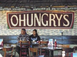 Ohungrys sign