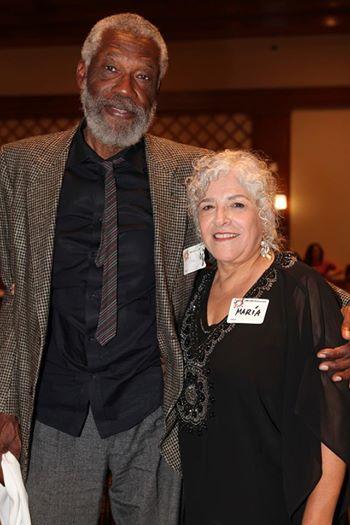 Maria and Me at CBB 40 Year Celebration