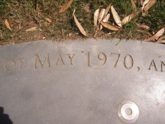 UCSD May70 Memorial 5-9-14 001