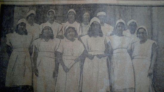Maids' Class Graduation