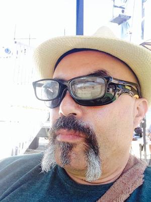 Latino playwright Herbert Siguenza as himself.