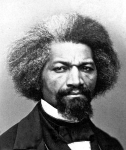Frederick Douglass Opens Twitter Account and Trolls Trump