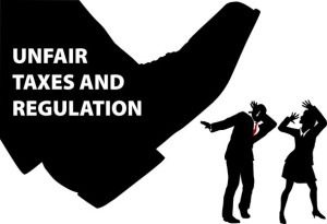 Unfair-Taxes-and-Regulation