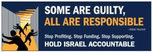 hold israel accountable