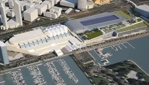Convention Center Expansion plan_phase III