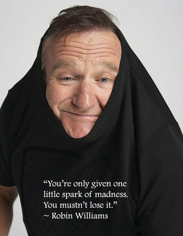 Image result for robin williams laughing