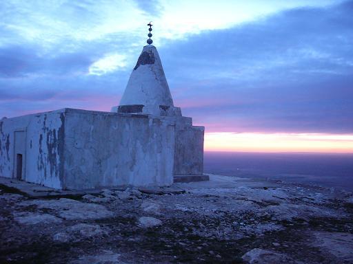 Sinjar-Yezidi-Temple