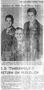Timberwolves newspaper clipping