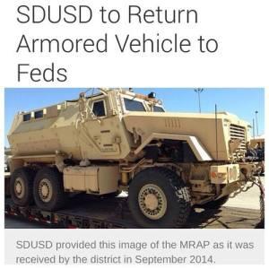 SDUSD MRAP