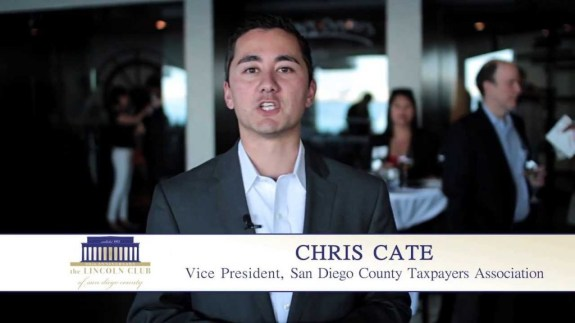 Chris Cate SDCTA