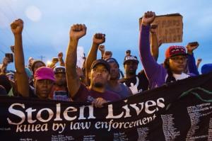 Ferguson March Oct