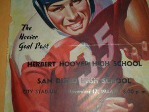 Hoover High School WWII
