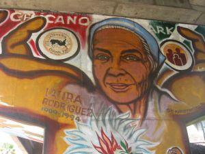 NH- Laura Rodriguez  Mural