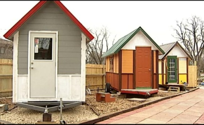 Tiny Home Village For Homeless Opens In Wisconsin San