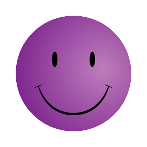 Purple Smile