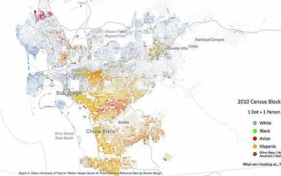 Racial Divide San Diego