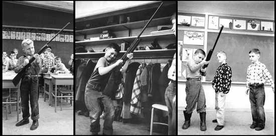 Teaching-guns-at-school-Life-magazine-3