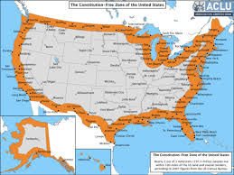The US Constitution Free Zone