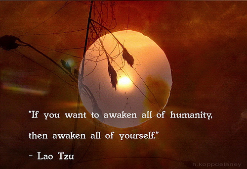 Lao Tzu humanity quote