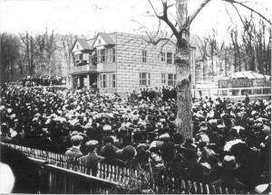Paterson Silk Strike, 1913