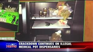 pot crackdown