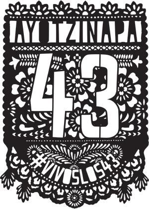 AyotzinapaVivosLos43