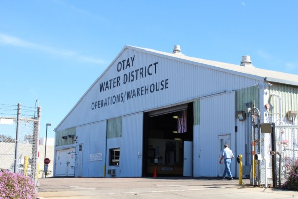 Otay Water District Warehouse