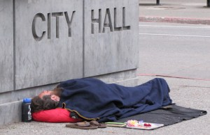 Homelessness Can't Be Solved with Fines and Arrests