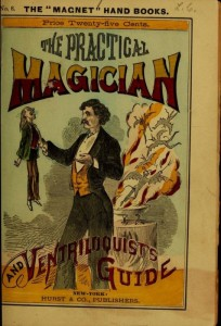 magic ventriloquist