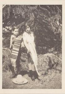 Child dancers at Balboa Park