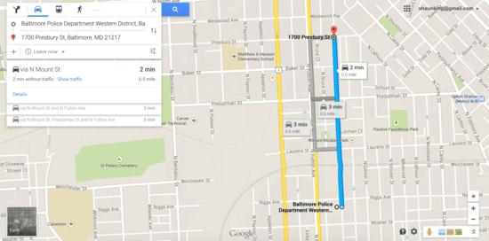 Freddie Map