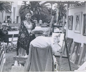 Nachita Hernandez at California Expo 1939