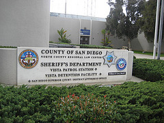 San Diego County Sheriff photo