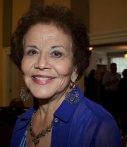 SDFP Writer Maria Garcia Receives SOHO Cultural Heritage Award