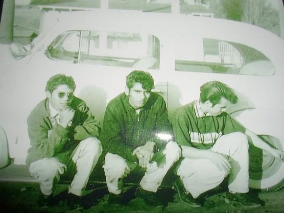 Los Lobos Low Riders; Gilbert Reyes collection