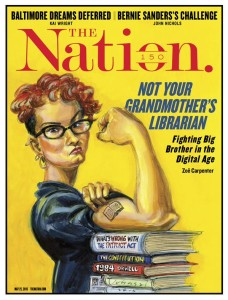 Nation librarians cover