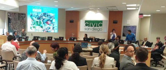 civicsd board meeting