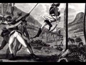 haiti hanging