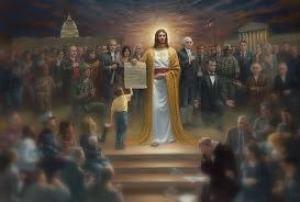 jesus constitution